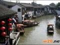 朱家角 - 上海十大旅游景点之一