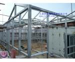 纯钢结构阳光房设计制作