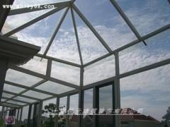上海纯钢结构阳光房设计制作