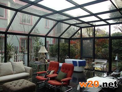 上海同润花园阳光房案例