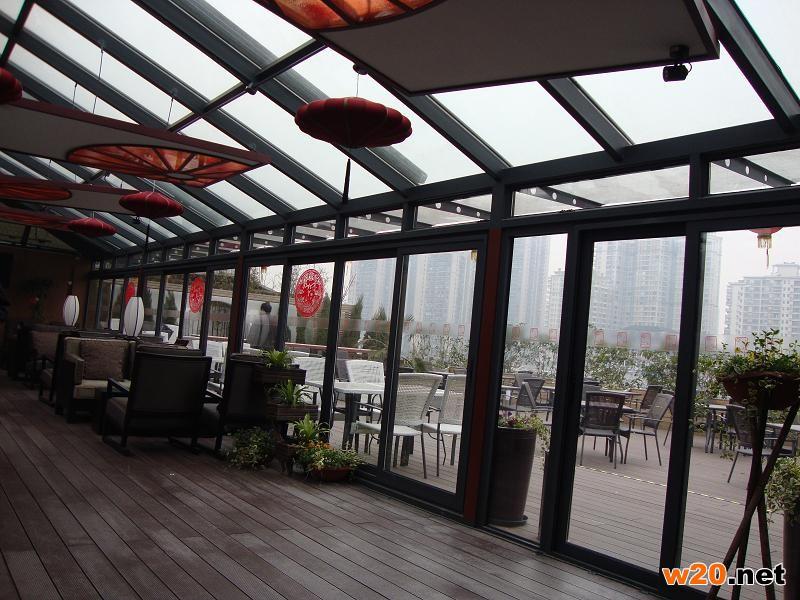 上海豫园阳光酒吧图