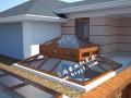 豪可木结构阳光房效果图 (3)