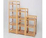 竹家具弧形置物架