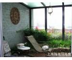 上海花园钢化玻璃阳光房