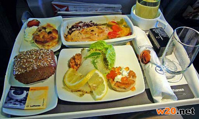 法国航空餐饮