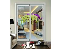 艺术玻璃门