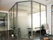 上海单层玻璃隔断