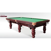 星牌台球桌中式XW118-9A