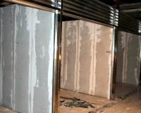 商铺轻质隔墙板工程案例 ()