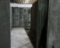 客运站隔墙工程 ()