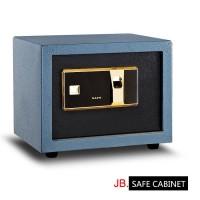 家宝全钢床头保险箱入墙保管箱办公防盗密码家用小型指纹保险柜