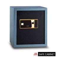 家宝全钢电子指纹智能保险柜保密柜 家用办公保险箱入墙40cm