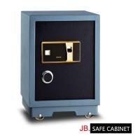 家宝厂家直销 办公电子密码锁保险柜 指纹锁保险箱加厚防火防盗