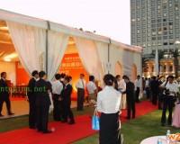 上海豪华篷房租赁搭建