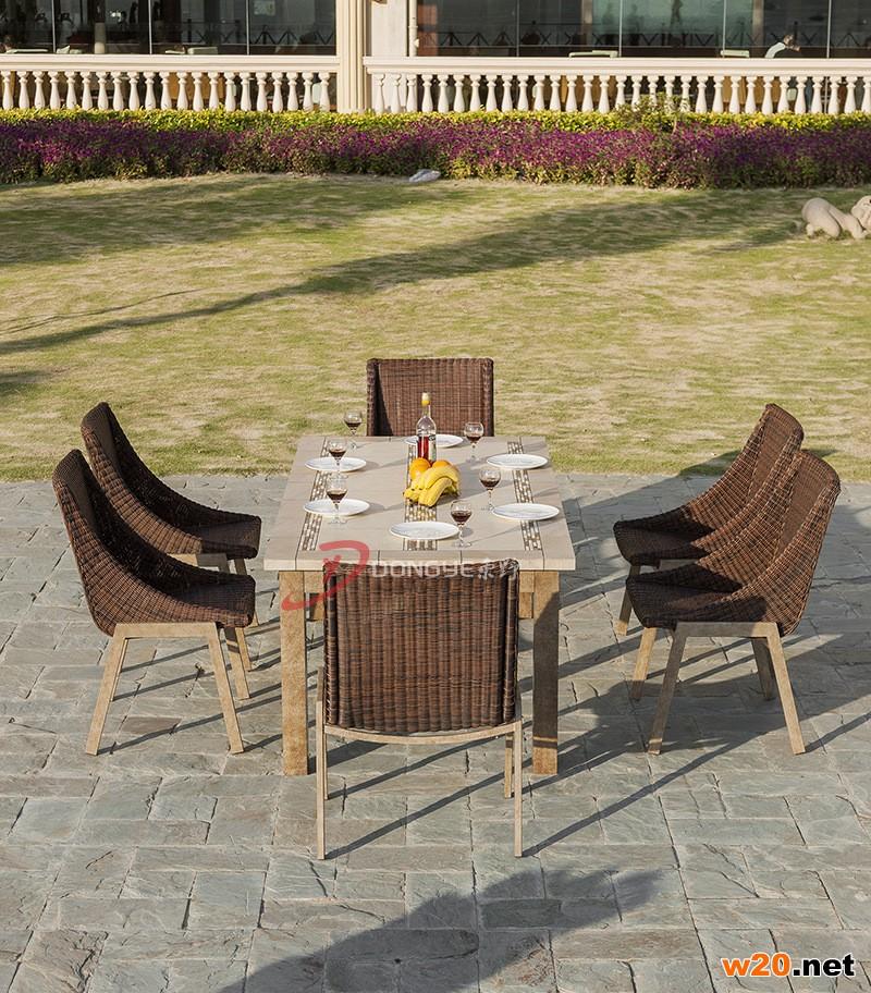 户外瓷砖桌面餐桌椅厂家定制批发