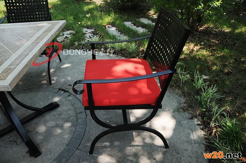 户外餐桌椅组合