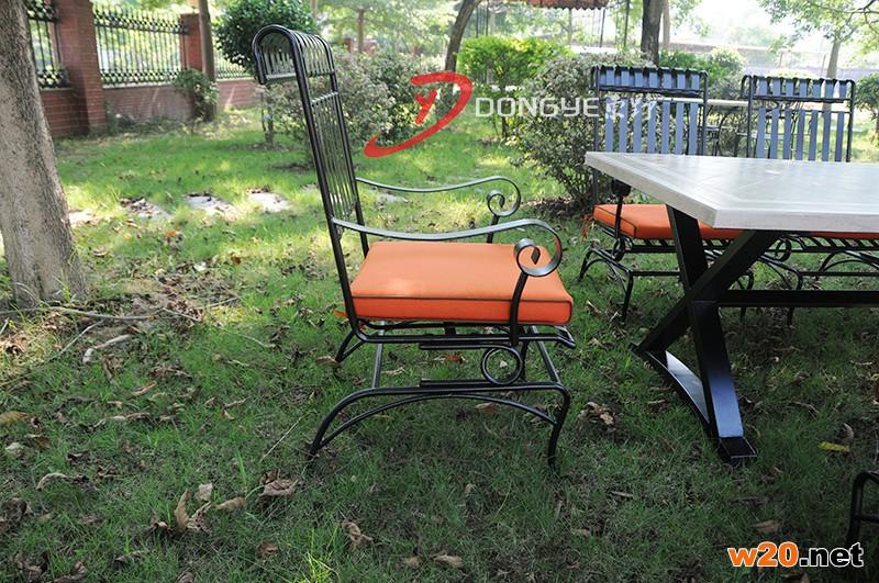 铁艺休闲摇椅