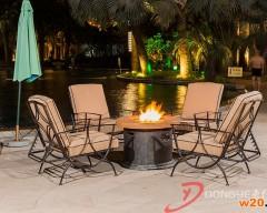 庭院露天气体火炉