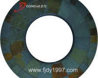 圆形露天火炉桌面YT581087