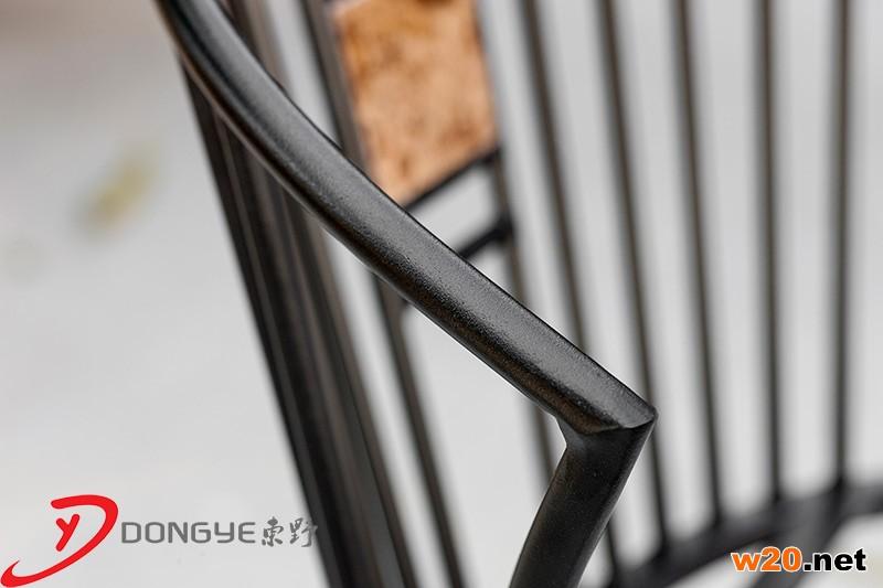 东野花园休闲大理石咖啡桌-YT580833