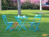西安铁艺桌椅 咖啡桌椅 ()