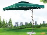 户外露天休闲深绿色方形遮阳伞 ()
