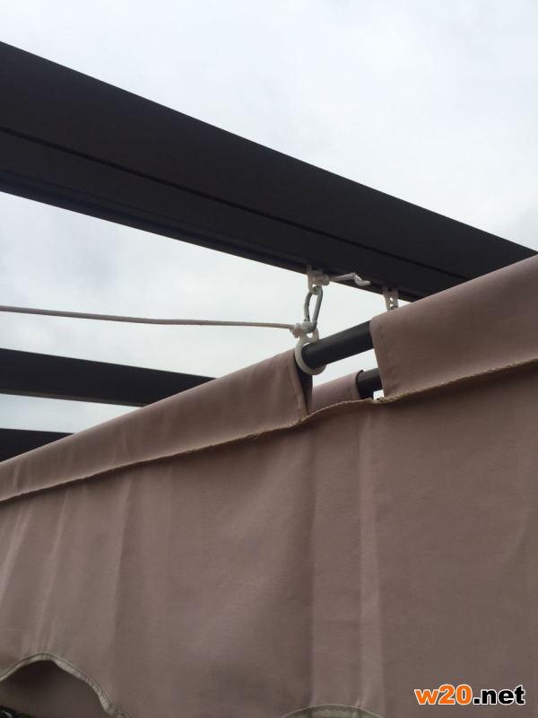 停车棚 遮阳篷 葡萄架