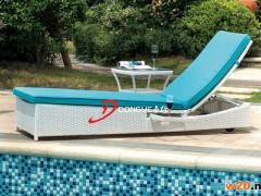 上海泳池躺床