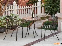 大理石咖啡桌阳台桌椅三件套