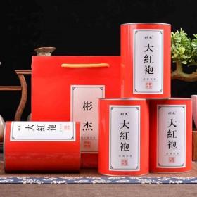 彬杰碳焙浓香传统武夷山岩茶大红袍