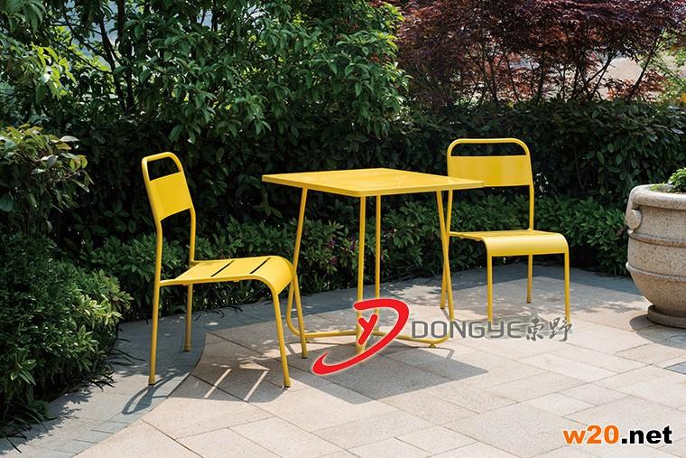 莆田户外铁艺桌椅