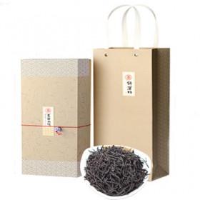 武夷山桐木关 特级浓香型正山小种红茶 茶叶礼盒装 春茶 新茶