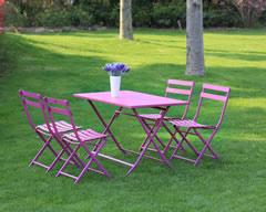 花园家具铁艺桌椅ty006