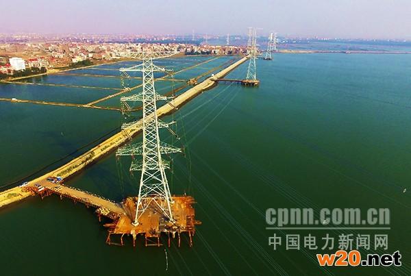 莆田供电推进湄洲湾第二电厂送出工程