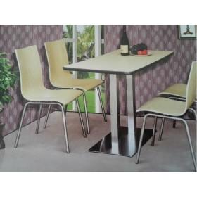 上海不锈钢餐桌椅租赁