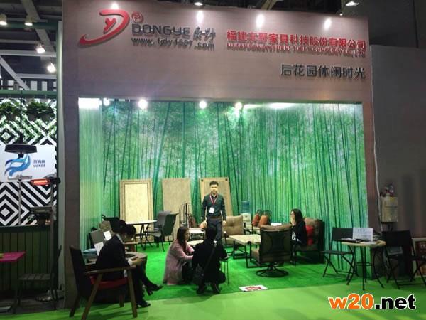 东野家具参加39届广州家具展