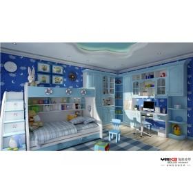 广东儿童房整体定制 海洋之心儿童房