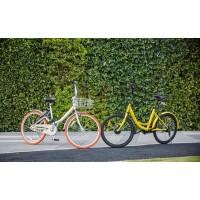 共享单车通用APP