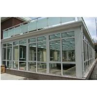 上海钢铝结构阳光房设计