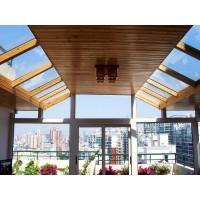 木结构阳光房