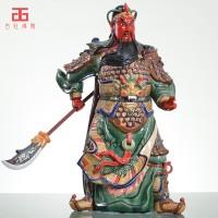 关公财神招财镇宅神像