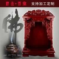 恒立牌实木观音菩萨财神龛神楼神台定做