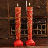 结婚庆用品 红蜡烛  喜烛