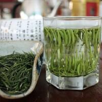 江苏溧阳翠柏南山寿眉 雀舌茶叶