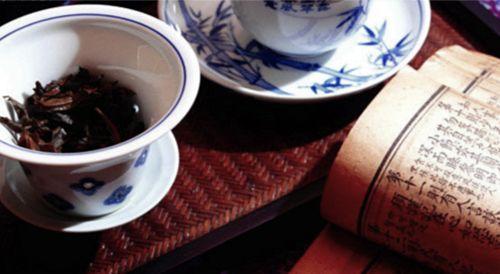 蜀中古刹茶