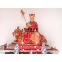 寺院地藏王菩萨像制作