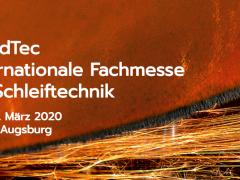 2020年德国奥格斯堡研磨展
