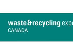 2019年加拿大国际废弃物处理、资源回收利用及市政设备展览会