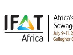 2019年南非水、污水、固体废物和循环利用展会IFAT