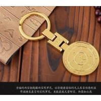 布达哈雨宝陀罗尼钥匙扣 雨宝陀罗尼钥匙圈增福慧增财